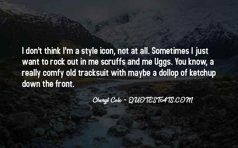 Style Icon Quotes #197237