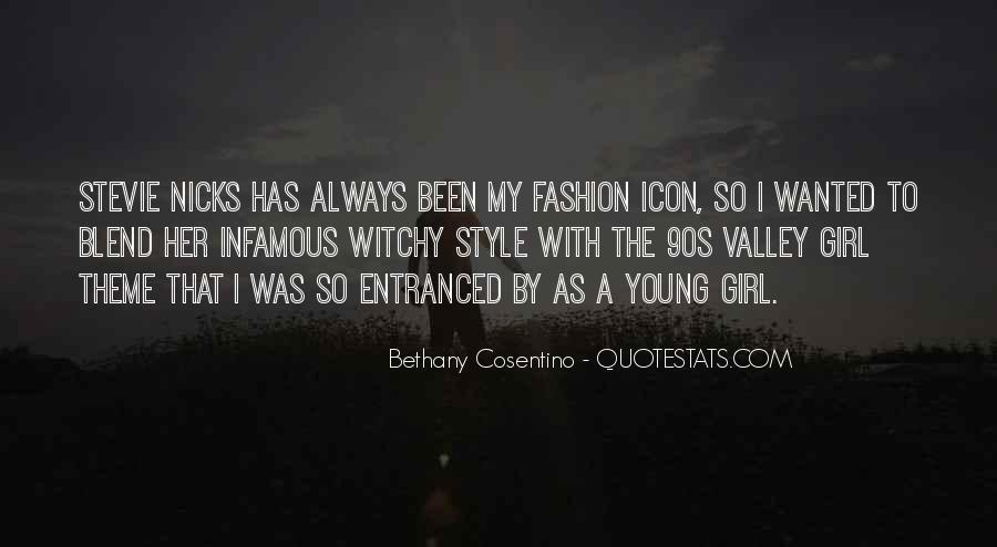 Style Icon Quotes #799571