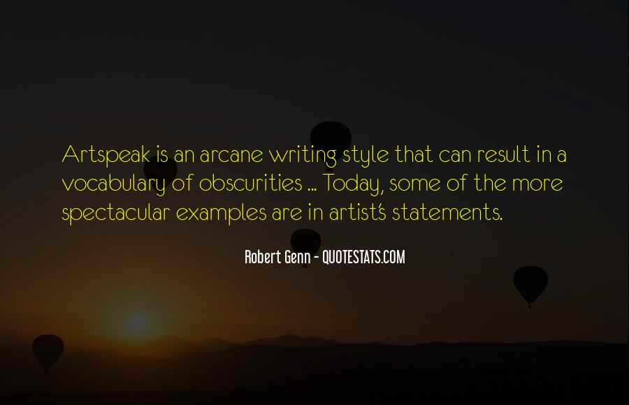 Style Statements Quotes #284873