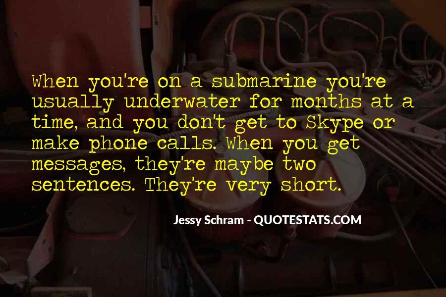 Submarine Quotes #303596