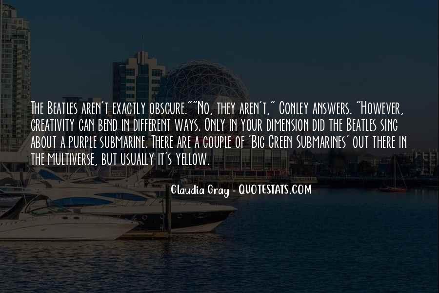 Submarine Quotes #579995