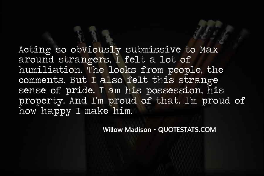 Submissive Male Quotes #1829502