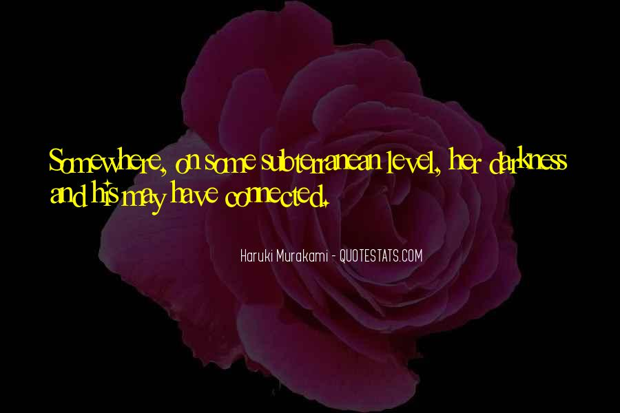 Subterranean Quotes #1060891