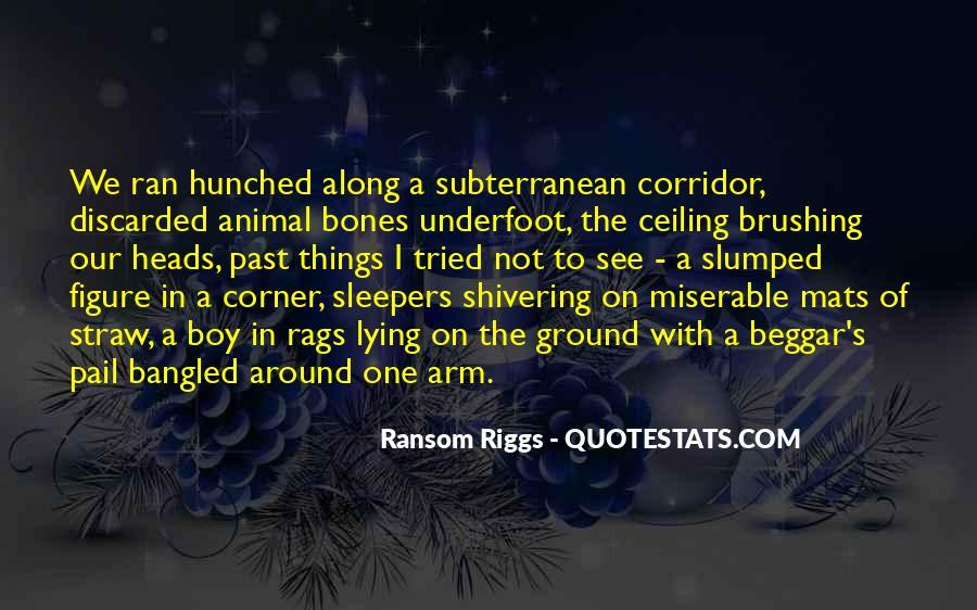 Subterranean Quotes #1172373