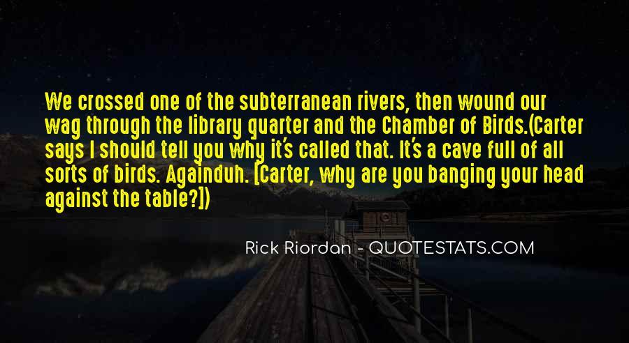 Subterranean Quotes #1204225