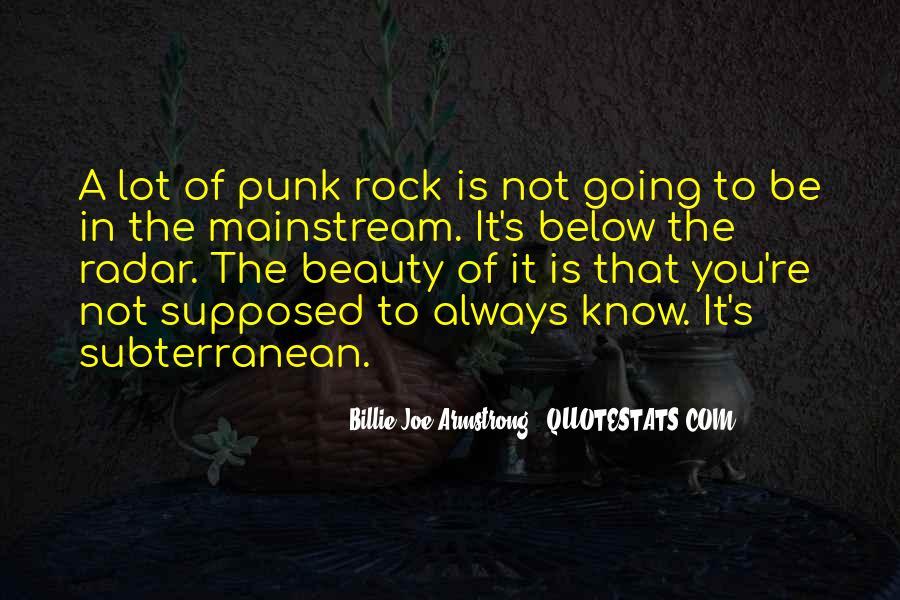 Subterranean Quotes #1466653