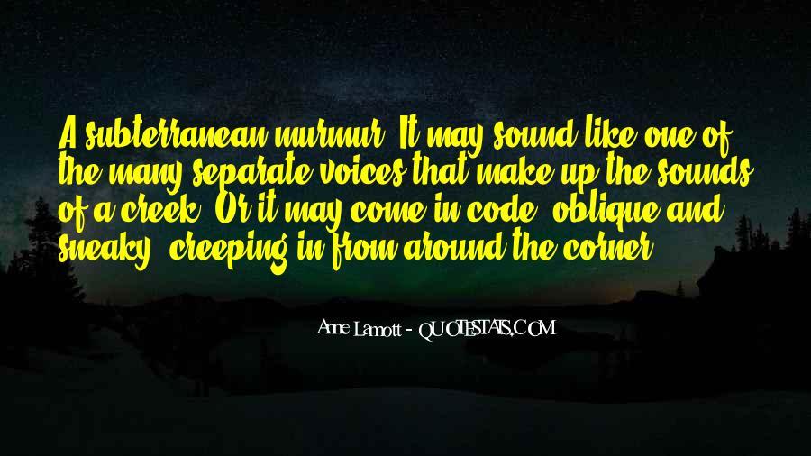 Subterranean Quotes #1727627