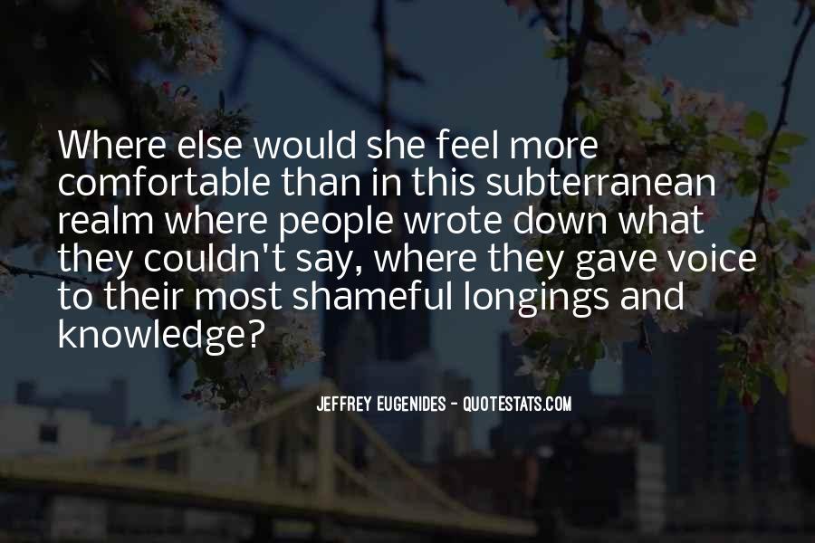 Subterranean Quotes #1787754