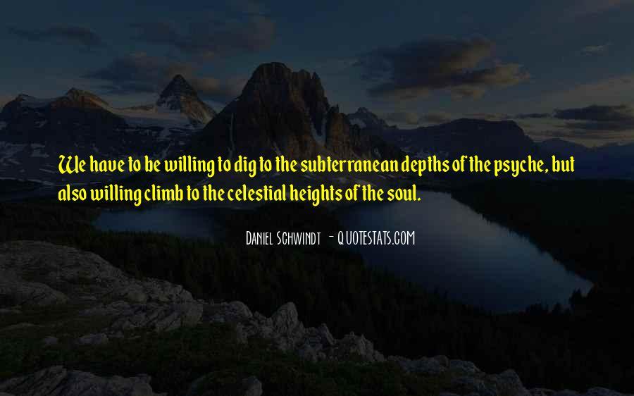 Subterranean Quotes #537557