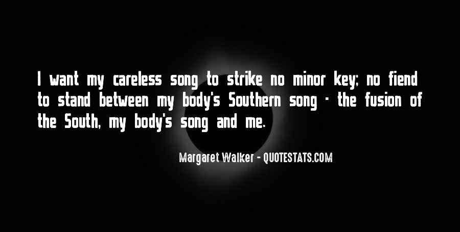 Quotes About Margaret Walker #1467148