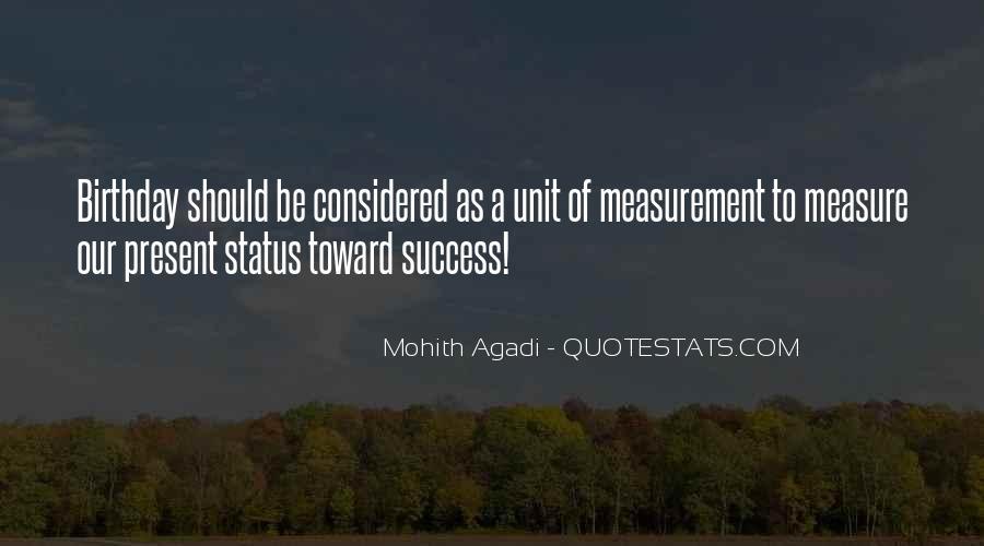 Success Measurement Quotes #1432270