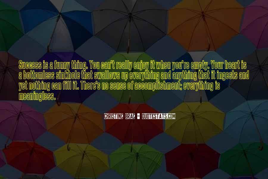Success Of Man Quotes #11058