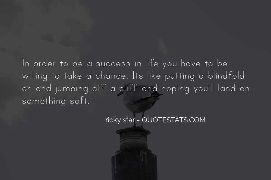 Success Of Man Quotes #1311