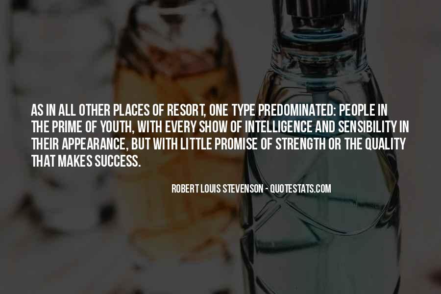 Success Of Man Quotes #3879