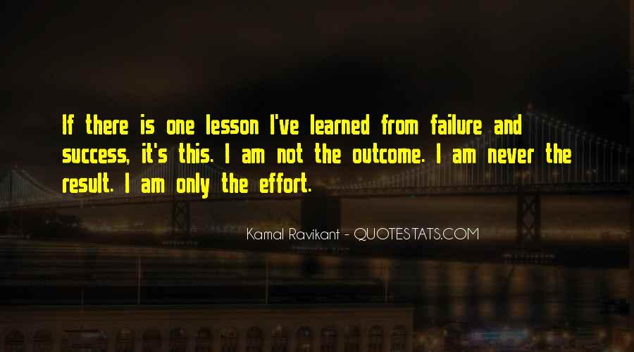 Success Of Man Quotes #4906
