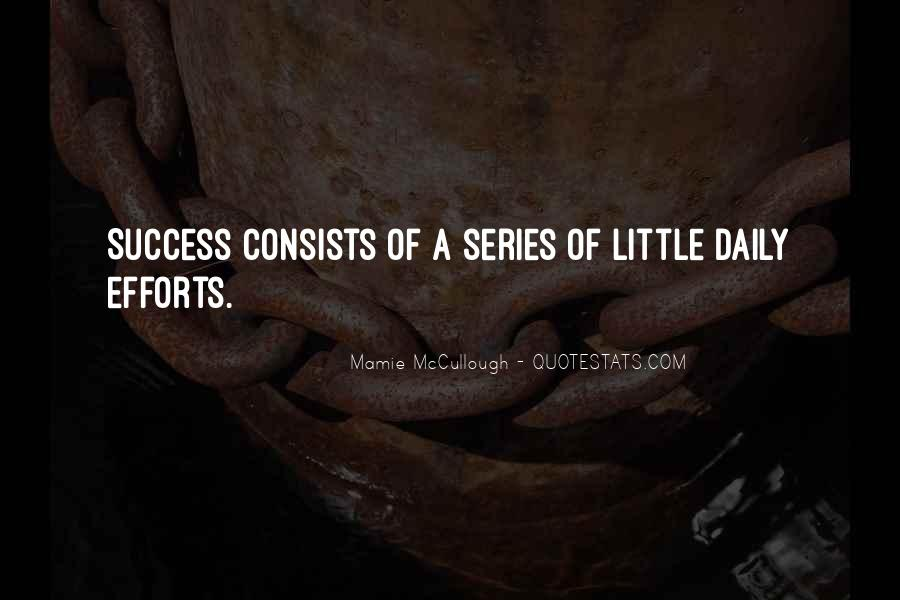 Success Of Man Quotes #5169