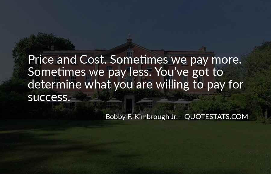 Success Of Man Quotes #5787
