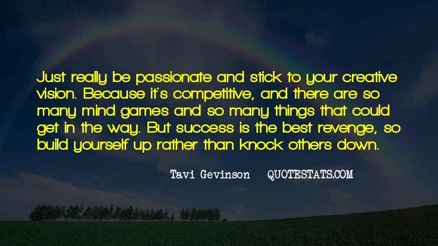 Success Of Man Quotes #606