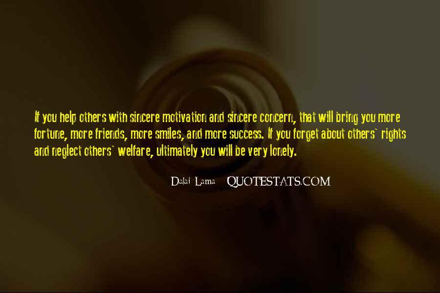 Success Of Man Quotes #7464