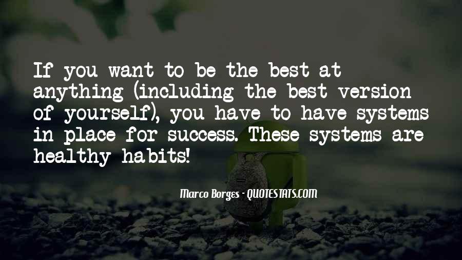 Success Of Man Quotes #7949