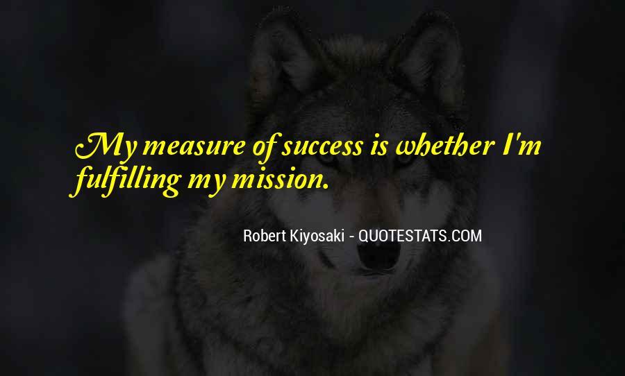 Success Of Man Quotes #7950