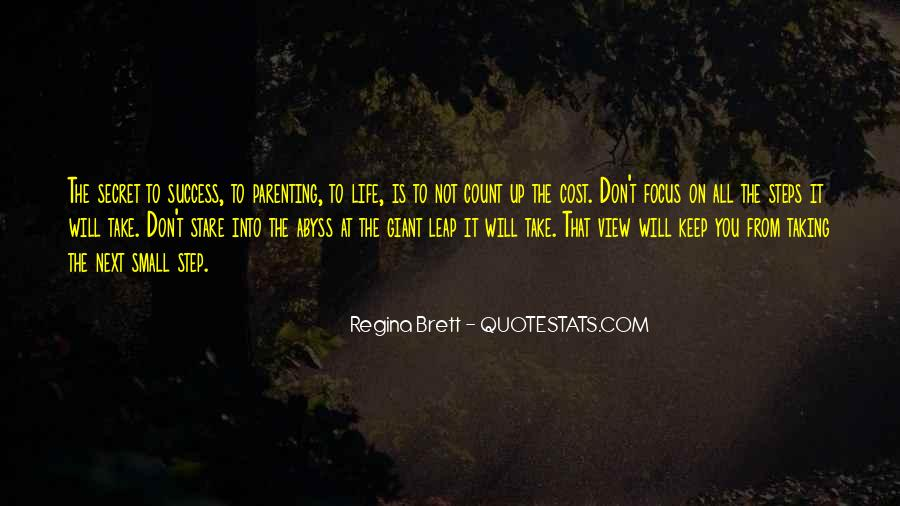 Success Small Steps Quotes #381132