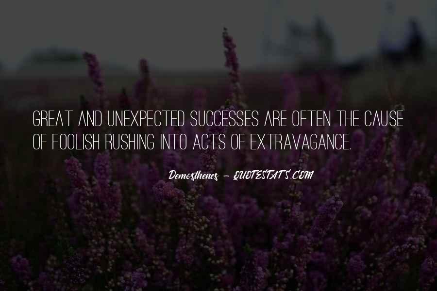 Successes Quotes #10669
