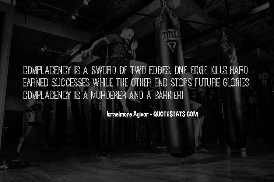 Successes Quotes #109857