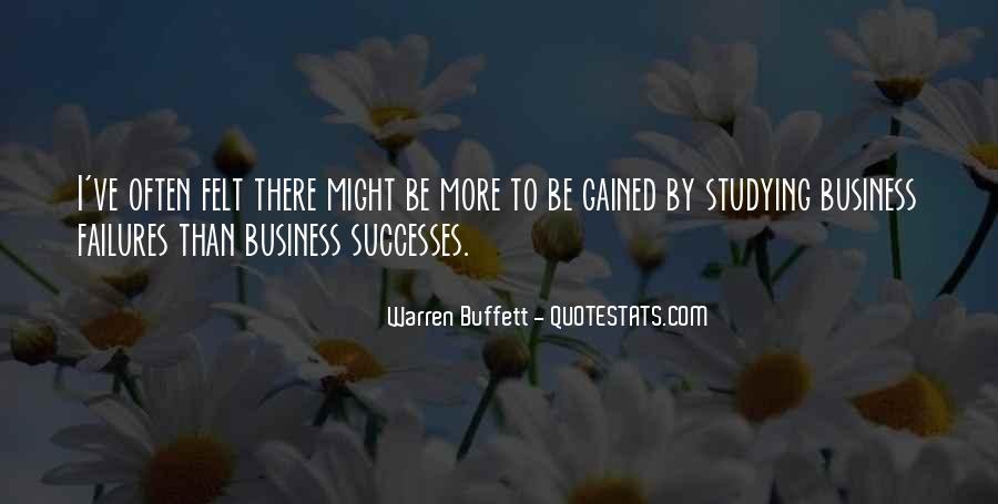Successes Quotes #110745