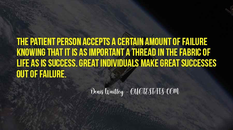 Successes Quotes #123016
