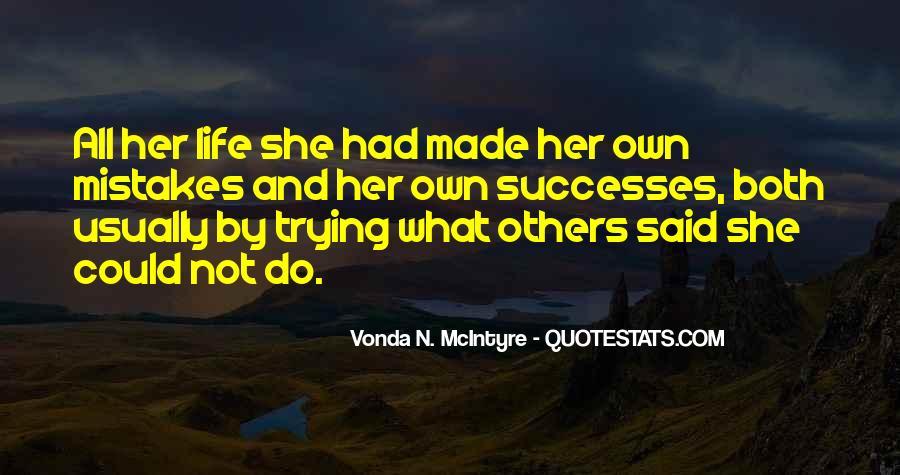 Successes Quotes #139124