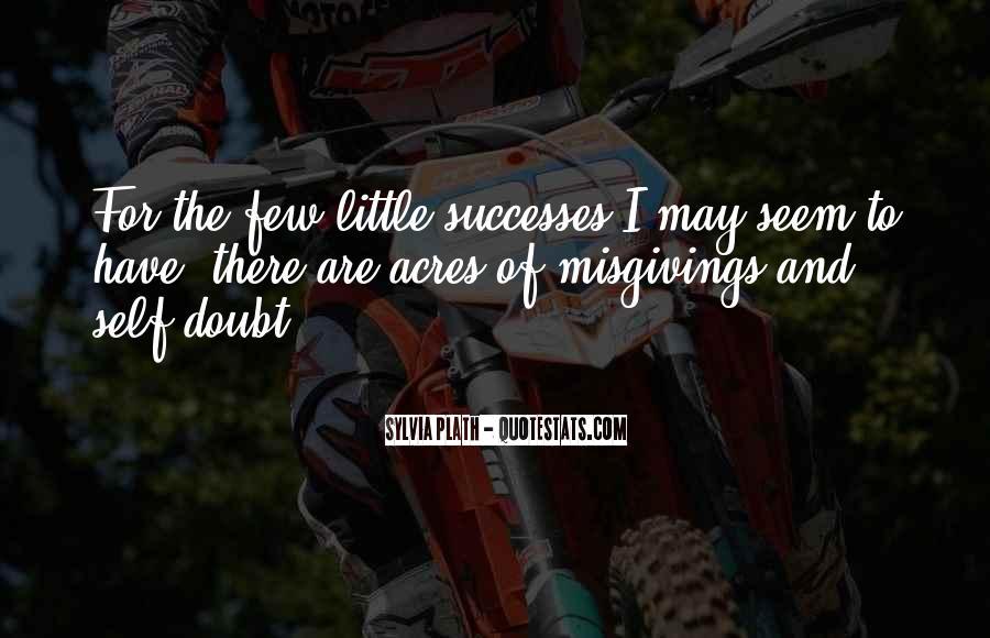 Successes Quotes #161587