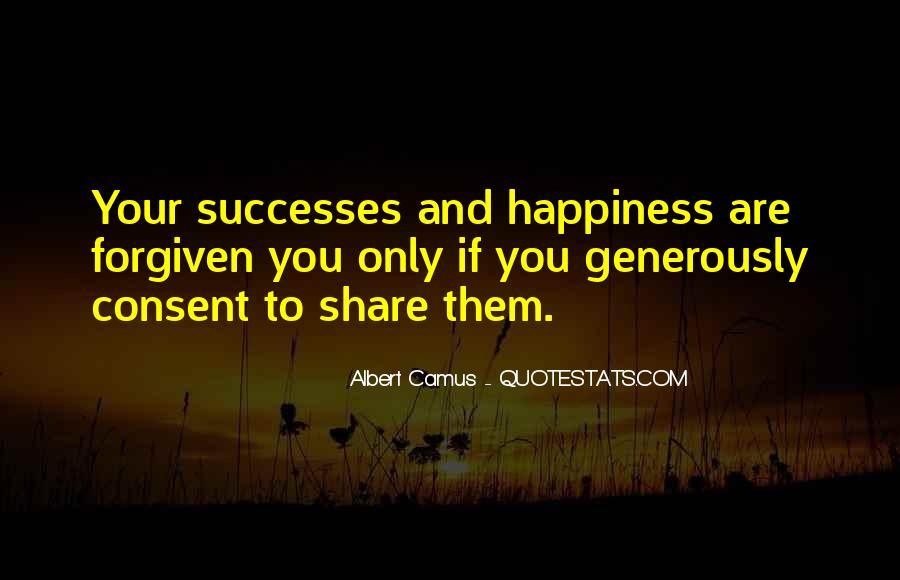 Successes Quotes #180658