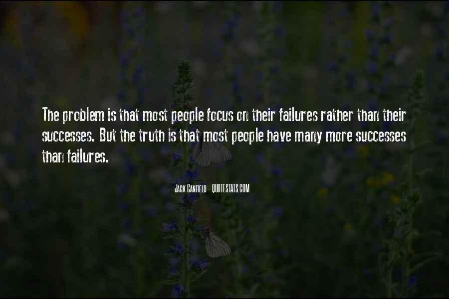 Successes Quotes #20455