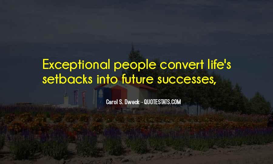 Successes Quotes #216054