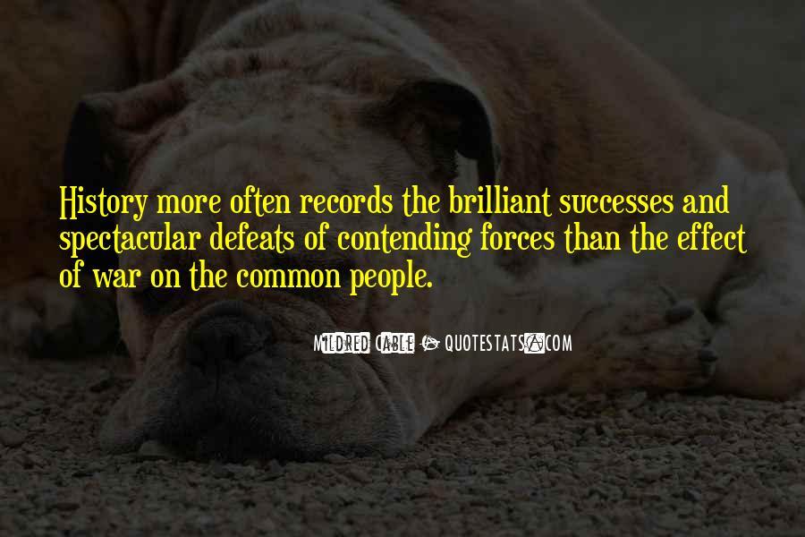 Successes Quotes #220232
