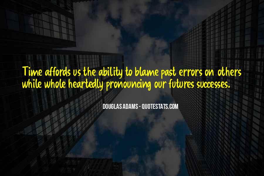 Successes Quotes #222846