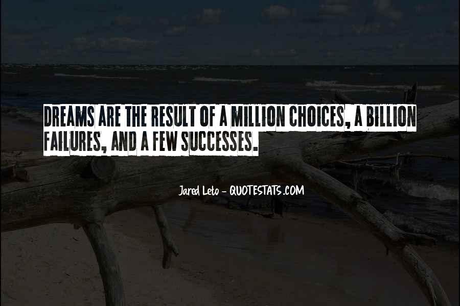 Successes Quotes #234563