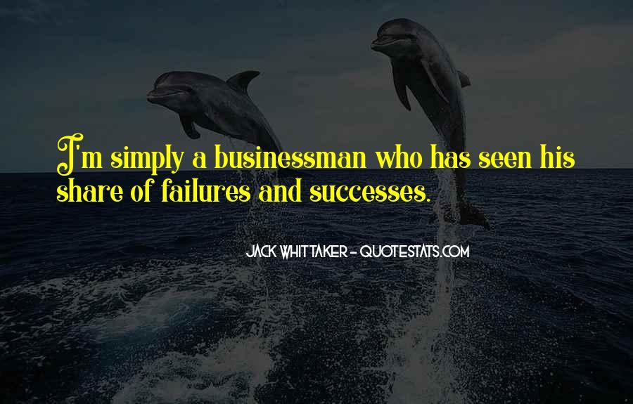 Successes Quotes #263916