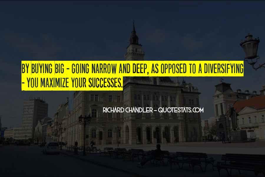 Successes Quotes #267294