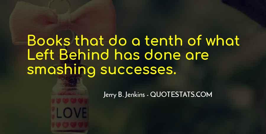 Successes Quotes #27386