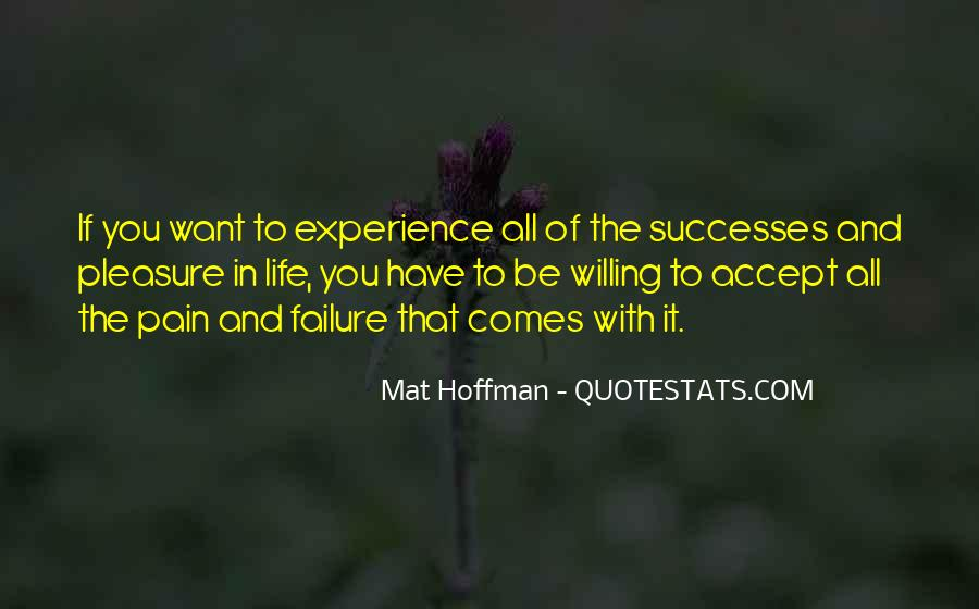 Successes Quotes #27520