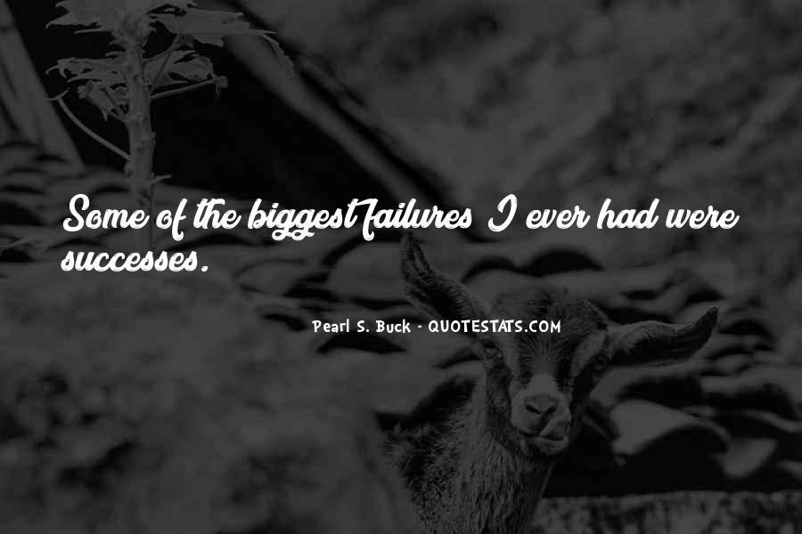 Successes Quotes #288717