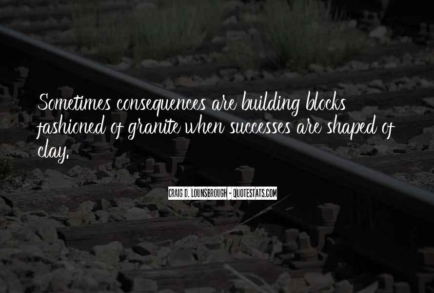 Successes Quotes #289981