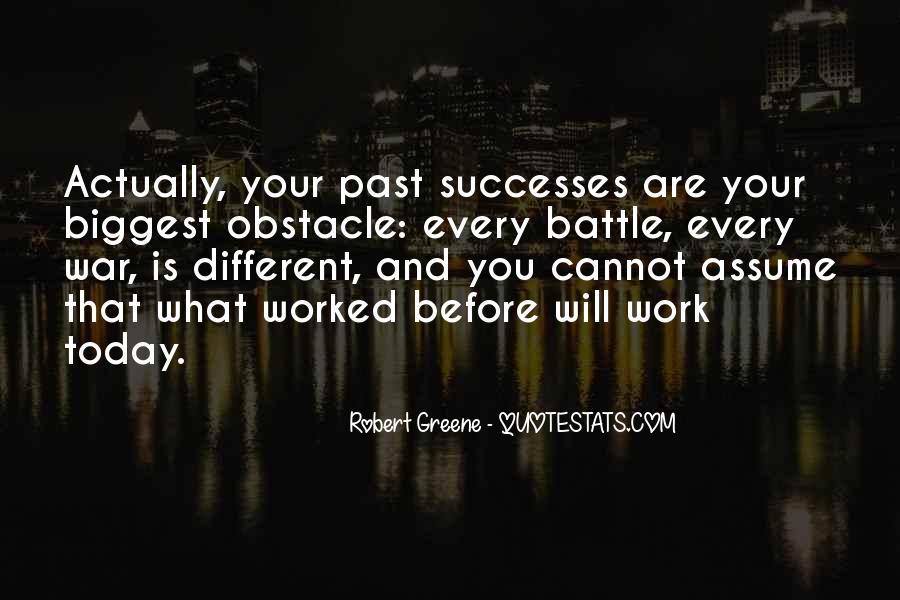 Successes Quotes #292457
