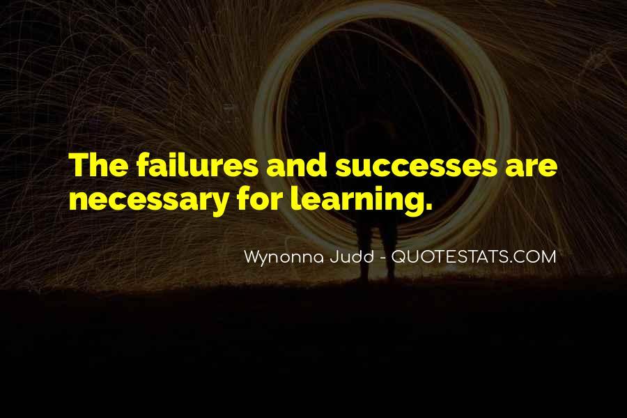 Successes Quotes #295512