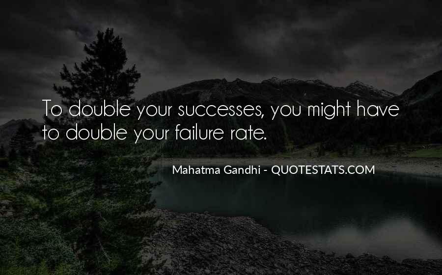Successes Quotes #311259
