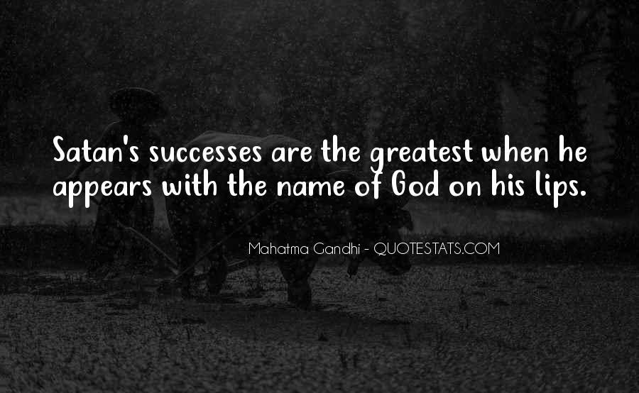 Successes Quotes #330703
