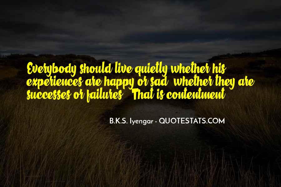 Successes Quotes #33280