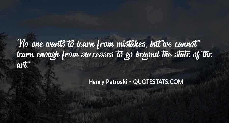 Successes Quotes #44175
